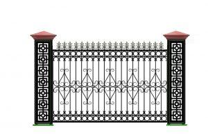 Báo giá hàng rào sắt tại đà nẵng